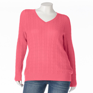 kohls sweater plus size