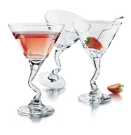 surplus libbey martini glasses