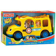 lil people bus toy