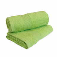 lime hand towel aet