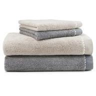 mason towels grey