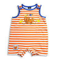mayfair striped boy romper