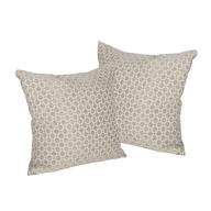 wholesale liquidation melantha modern fabric throw pillows