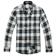 closeout mens plaide shirts
