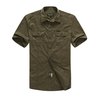 mens short sleeved shirt