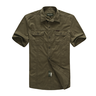 wholesale liquidation mens short sleeved shirt
