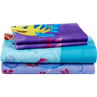 closeout mermaid bed sheets