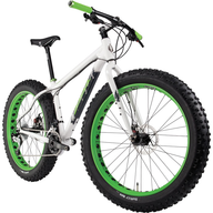 mukluk green bike