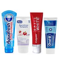 multi toothpaste