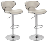 off white kitchen bar stools