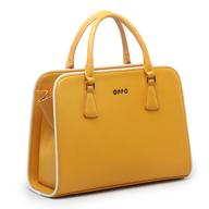 oppo yellow purse