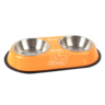 wholesale orange pet bowl