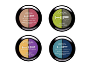 wholesale liquidation paris hip eyeshadow duo