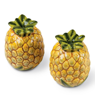pineapple salt pepper shaker
