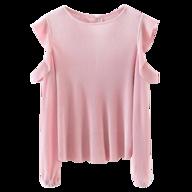 wholesale discount pink blouse