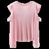 wholesale liquidation pink blouse