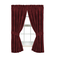 pomegranate drapes