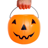 wholesale discount pumpkin treat bag