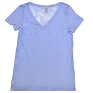 purple lacing shirt