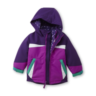 purple outwear jacket