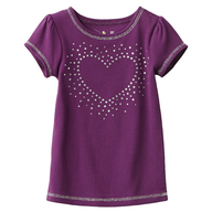 wholesale purple star shirt