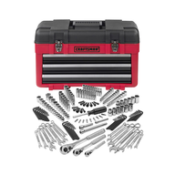 overstock sears craftsman tool set
