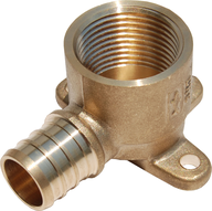 sharkbite elbow pipe fitting
