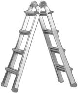 wholesale discount silver ladder