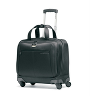 single black luggage