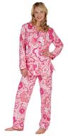 sleepwear pink flowers