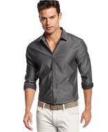 slim fit long sleeve lannister shirt