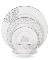 sunday rose dinnerware