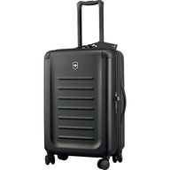 swiss black luggage closeouts