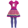 liquidation tutu leggings outfit