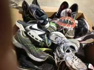 used sneakers mens womens