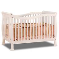 white nadia crib