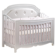white pink crib shelf pulls