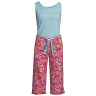 womens capri pajamas