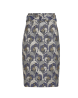 womens floral skirt closeouts