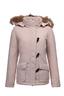 wholesale womens pink coat