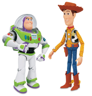 woody buzz dolls