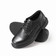 clearance work black shoes