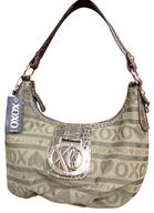 xoxo shoulder bag olive