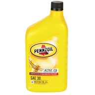 yellow motor oil