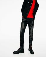 zara bleached mens jeans